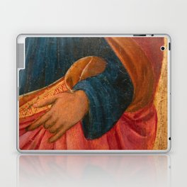 A hand of the Medici Laptop & iPad Skin