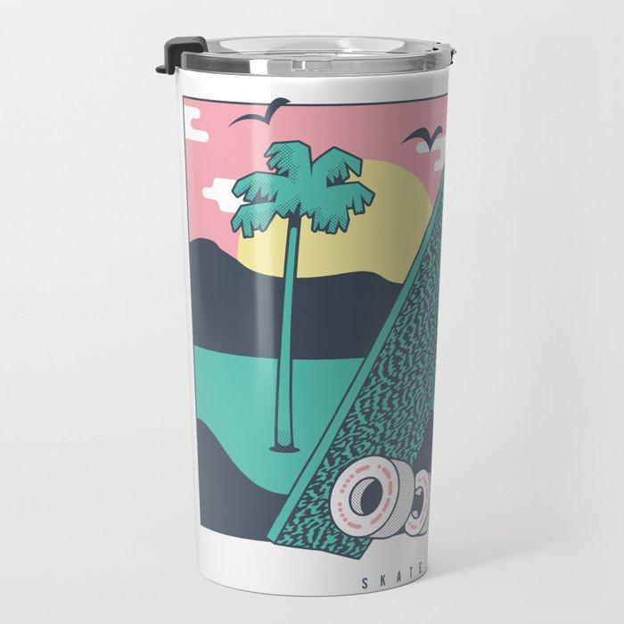 Skate or DIY Travel Mug