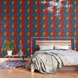 SKIN DEEP  (ORIGINAL SOLD)  #Society6  #decor  #buyart Wallpaper