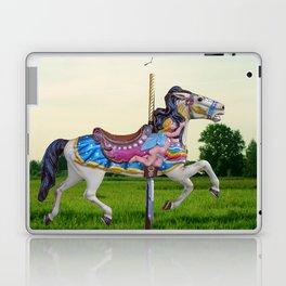 Wood horse Nature Laptop & iPad Skin