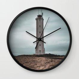 The Malariff Lighthouse Wall Clock