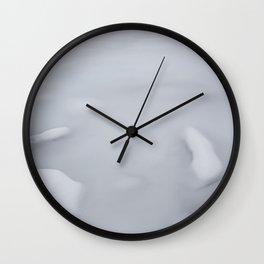 Ice #2 Wall Clock