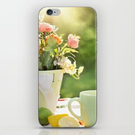 cake color cup iPhone Skin