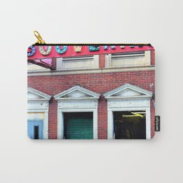 Retro Carnival in the City Carry-All Pouch
