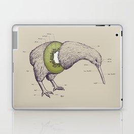Kiwi Anatomy Laptop & iPad Skin