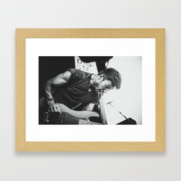 The Early November Framed Art Print