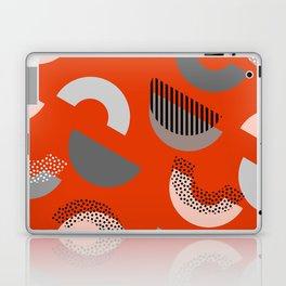 Half-circles Laptop & iPad Skin
