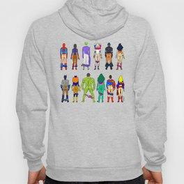 Superhero Butts - Power Couple Hoody