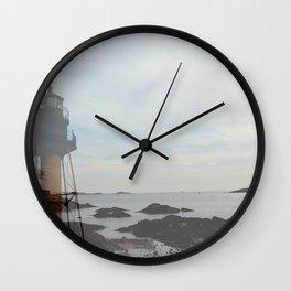 Massachussets Wall Clock