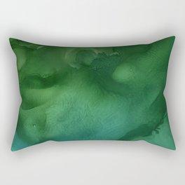 In the Deep End Rectangular Pillow