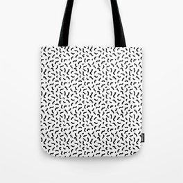 Horrible Patterns ~ Wurm 80s Tote Bag