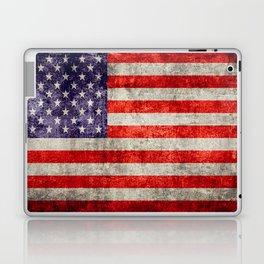 Antique American Flag Laptop & iPad Skin
