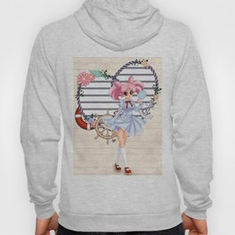 Nautical ChibiUsa Hoody