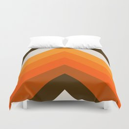 Golden Thick Angle Duvet Cover