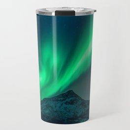 Aurora Borealis (Northern Lights) Travel Mug