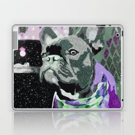 Biggie Purple Laptop & iPad Skin