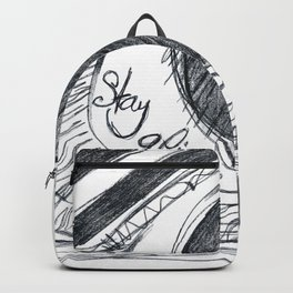 Stay alive Backpack