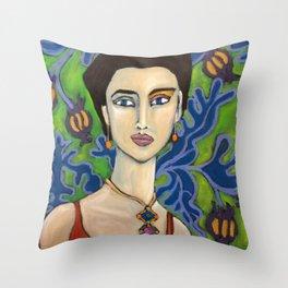 Marina Throw Pillow