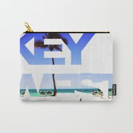 Key West, Florida Carry-All Pouch