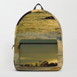 Laguna Sunset California Backpack