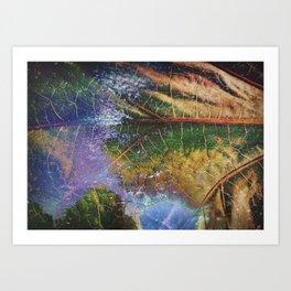 Small World I Art Print