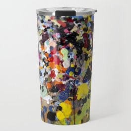 Palette. In the original sense of the word. Travel Mug