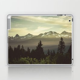 Morning in the Mountains Laptop & iPad Skin