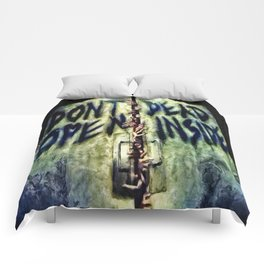 Walking Dead Dont Open Comforters