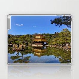Kinkaku-ji, Golden Pavilion Temple Laptop & iPad Skin