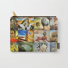 Salvador Dali Carry-All Pouch