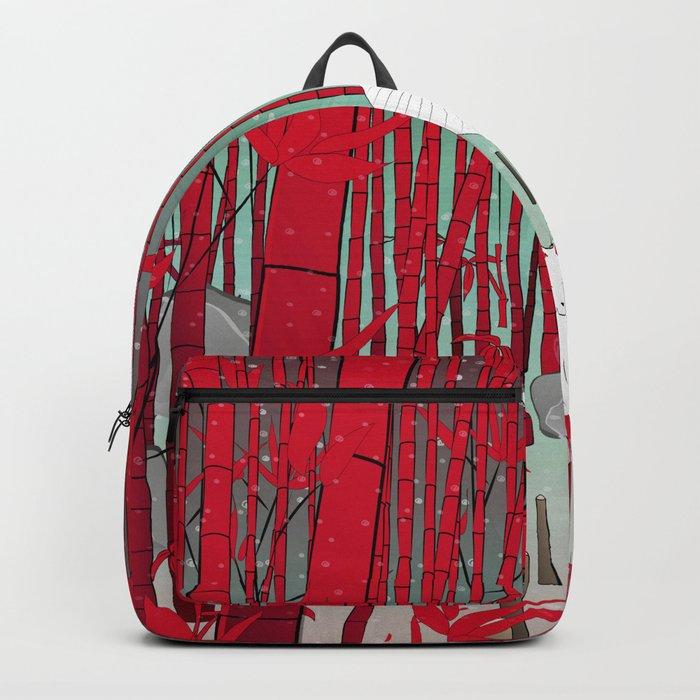 Yuki- onna Backpack
