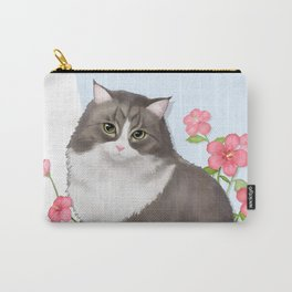 Cat ari Carry-All Pouch