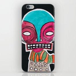 Cray cray man 2 iPhone Skin
