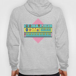 Psychedelic synth Hoody