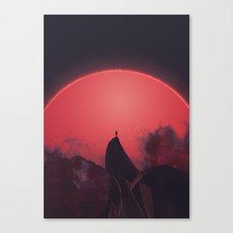 Abaddon Canvas Print