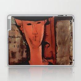 "Amedeo Modigliani ""Madame Pompadour"" Laptop & iPad Skin"