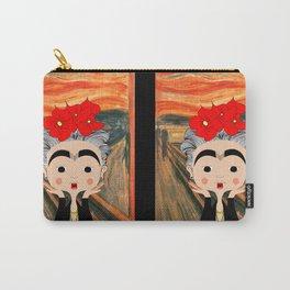 O Grito da Frida Carry-All Pouch