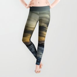 Into The Night Leggings