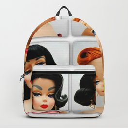 Doll Faces Backpack