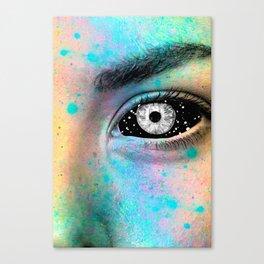 Invoked Canvas Print