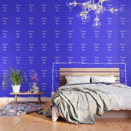 Fresher Thank You : Periwinkle Wallpaper