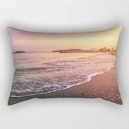 Peaceful Paradise Rectangular Pillow