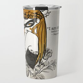 The golden girl Travel Mug