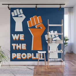 We the People Wall Mural