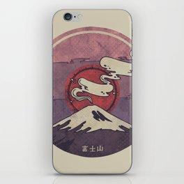 Fuji iPhone Skin
