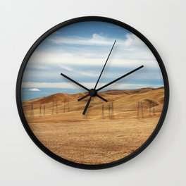 View from the Westly Rest Area Wall Clock