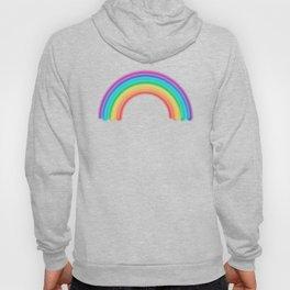 Neon Rainbow Hoody