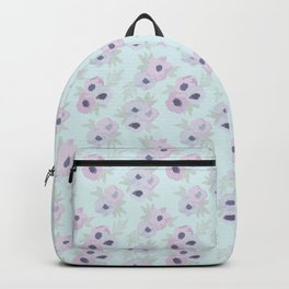 Watercolor Bouquets Backpack