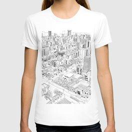 Asakusa, Japan T-shirt