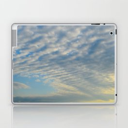 Cirrusly Stratus Waves Laptop & iPad Skin